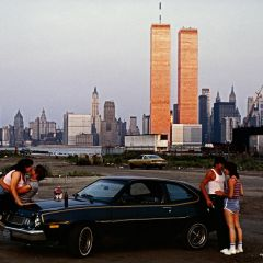 Нью-Йорк 1983 года