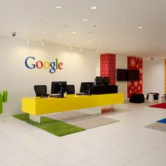 Офис Google в Токио