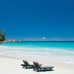 Роскошный отель на Сейшелах