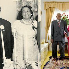 87 лет в браке