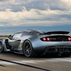 Автомобиль Hennessey Venom GT