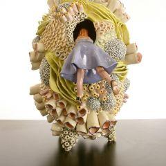 Интересные скульптуры Megan Bogonovich