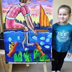 Дети-художники