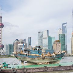 Экологический проект в Шанхае