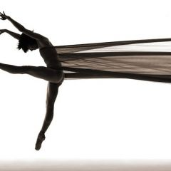 Танцоры в фотографиях Erik Saulitis