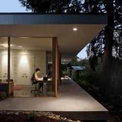 Уютный дом в США