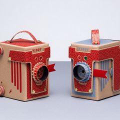 Картонная фотокамера
