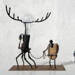 Скульптуры Ottó Szabó