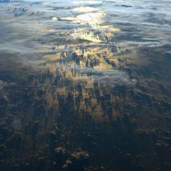 Облака из космоса