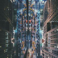 Высотный Нью-Йорк Humza Deas