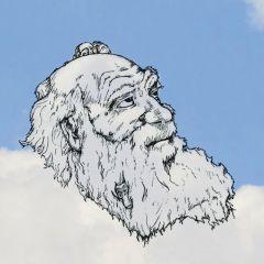 Облака, напоминающие различные фигуры
