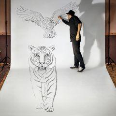 Невероятные картины Ben Heine