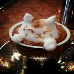 Кофе-арт Kazuki Yamamoto