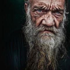 Бездомные в фотографиях Lee Jeffries
