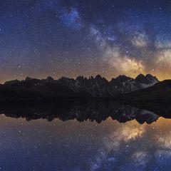 Ночное небо Nicholas Roemmelt