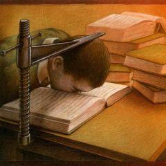Иллюстрации Pawel Kuczynski