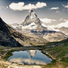 Подборка горных пейзажей