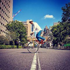 Велосипедные фотографии в Токио