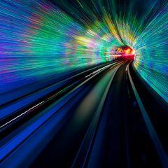 Туннель в Шанхае