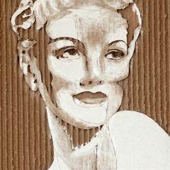 Картонные портреты Giles Oldershaw