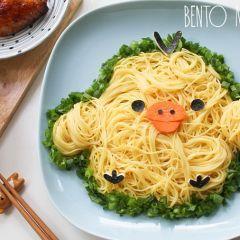 Мама создает удивительные кулинарные коллажи
