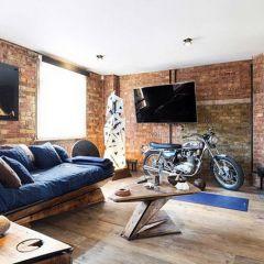 Лондонская квартира в Сохо