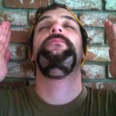 Креативная борода