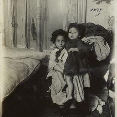 Дети улиц Нью-Йорка