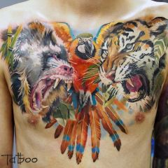 Татуировки Valentina Ryabova