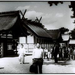 Япония в фотографиях Junku Nishimura