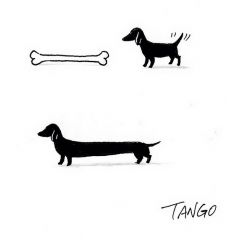 Забавные работы Tango