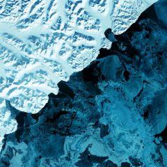 Фотографии со спутника LandSat-7
