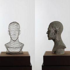 Скульптуры Ho Yoon Shin