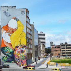 Уличный художник Jonatan Rivera
