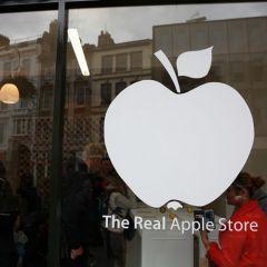 В Лондоне открылся Apple Market
