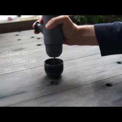 Minipresso — портативное устройство для эспрессо
