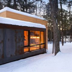 Канадский дом La Luge
