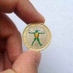 Монетки Andre Levy