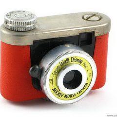 Старые пленочные фотоаппараты