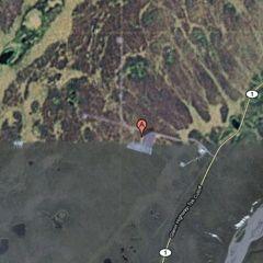 Секретные места на картах Google