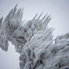 Природные скульптуры Словении