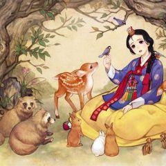 Сказочные иллюстрации Na Young Wu