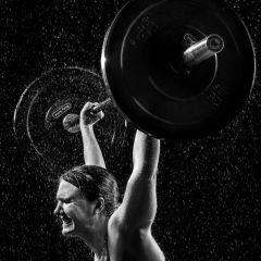 Простые люди превращаются в спортсменов