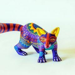 Мексиканские скульптуры зверьков
