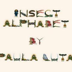 Алфавит насекомых Paula Du??