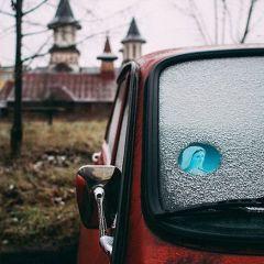 Повседневная Румыния в фотографиях Hadju Tamas