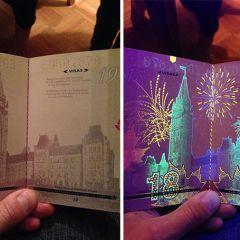 Канадский паспорт и его «фишки»