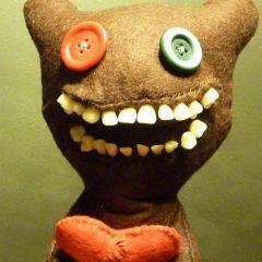 Страшные плюшевые игрушки Fuggler