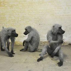 Гальванизированные скульптуры Kendra Haste