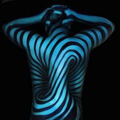 Невероятный боди-арт Natalie Fletcher